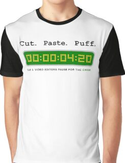 Cut Paste Puff Graphic T-Shirt