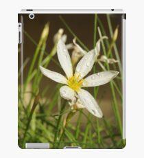 flower hour iPad Case/Skin
