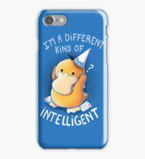 Dumb but Intelligent iPhone Case/Skin