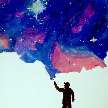 Paint the Galaxy by nichole930