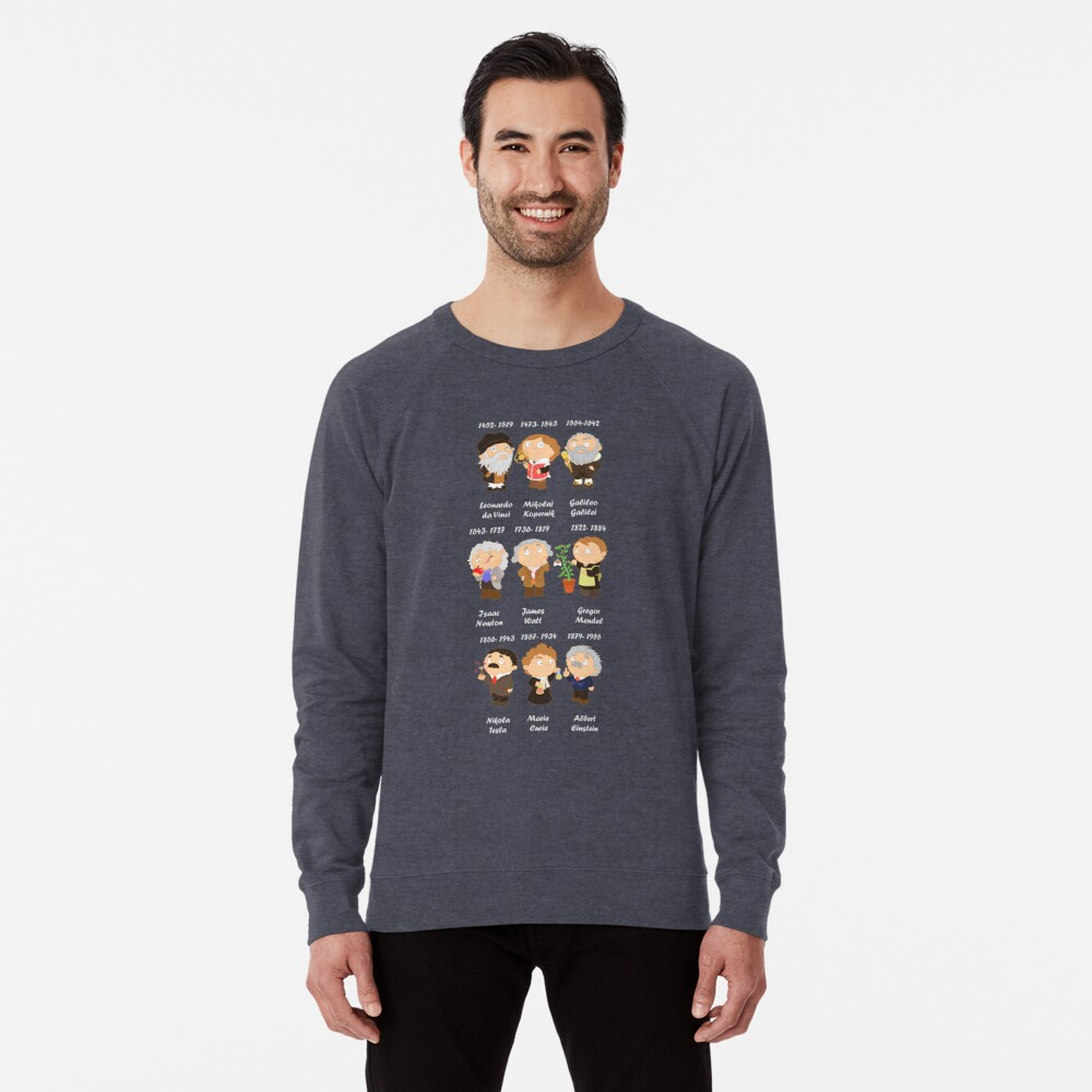 science  Lightweight Sweatshirt