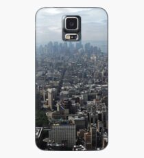 New York Rooftops Case/Skin for Samsung Galaxy