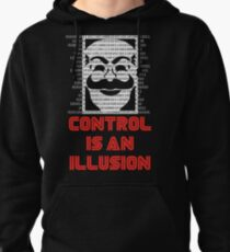 Control Is An Illusion Pullover Hoodie