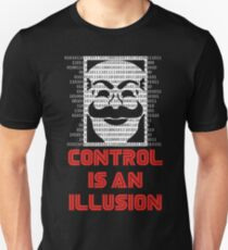 Control Is An Illusion Slim Fit T-Shirt
