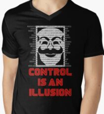 Control Is An Illusion T-Shirt