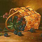 blackberries by dusanvukovic