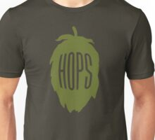 Hops (Lighter Green) Unisex T-Shirt