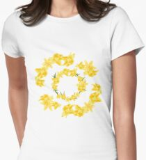 Daffodils Women's Fitted T-Shirt
