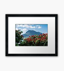 Mount Manaia - Northland, NZ Framed Print