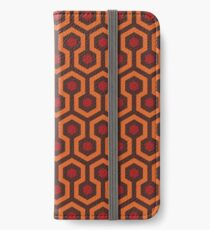 The Shining Carpet Texture iPhone Wallet/Case/Skin