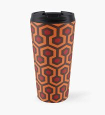 The Shining Carpet Texture Travel Mug