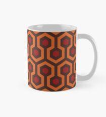 The Shining Carpet Texture Classic Mug