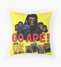 Planet of the Apes Classic Throw Pillow