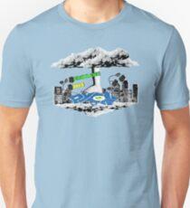 PyCon Australia Brisbane 2014 Unisex T-Shirt