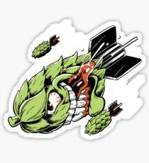 Hop Bomb Sticker