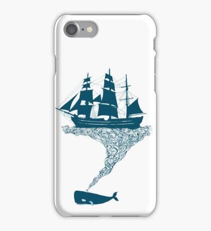 Exhaling flotsam iPhone Case/Skin