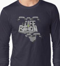 PyCon Australia Hobart 2012 Long Sleeve T-Shirt