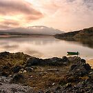 Durness Evening Peace by jacqi