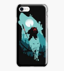 The Forest Protrectress iPhone Case/Skin