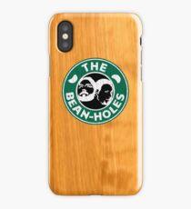 The Beanholes iPhone X Case