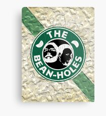The Beanholes Metal Print