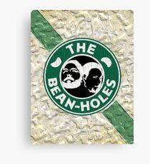 The Beanholes Canvas Print