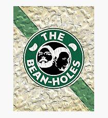 The Beanholes Photographic Print