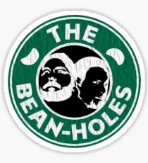 The Beanholes Sticker
