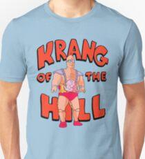 Krang of the Hill Unisex T-Shirt