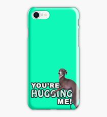 Youre Hugging Me! - Kermit, Jenna Marbles iPhone Case/Skin