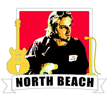 North Beach (Pete Pop Art) by IAmTumblweeeed