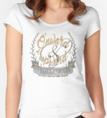 The Raven Cycle - Excelsior Women's Fitted Scoop T-Shirt