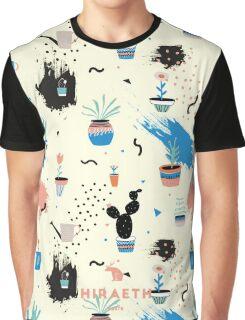 ABSTRACT HIRAETH Graphic T-Shirt