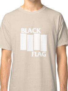 Black Flag Band Classic T-Shirt