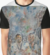 Andy Murray and his team- Davis Cup Winners Graphic T-Shirt
