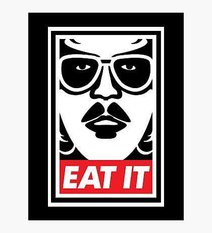 Eat It Photographic Print