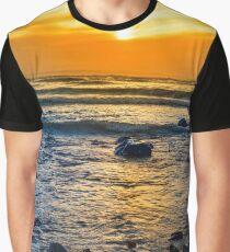 kelp at rocky beal beach Graphic T-Shirt