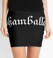 The Wifi Password Mini Skirt