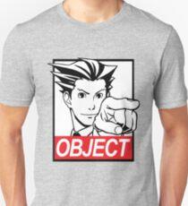 OBJECT - Phoenix Wright/Gyakuten Saiban T-Shirt