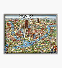 Pittsburgh 1978 Limited Edition Photographic Print