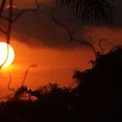 Winter sunset by richeriley