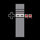 Be the Controller - NES by teevstee