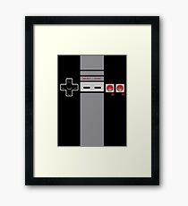 Be the Controller - NES Framed Print