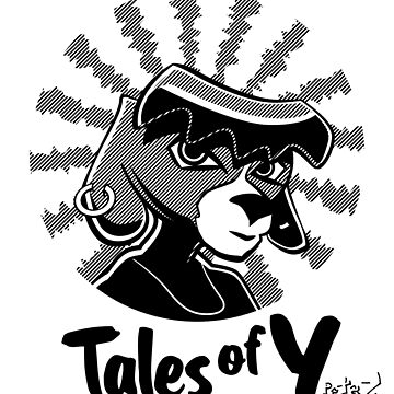 Tales of Y, Coco Looking Sideways by petez