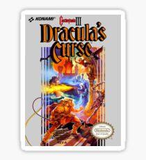 Castlevania 3 - Dracula's Curse Sticker