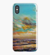 Tahiti Sunset iPhone Case/Skin