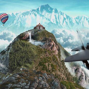 Sky mountain! by CreamFlakes