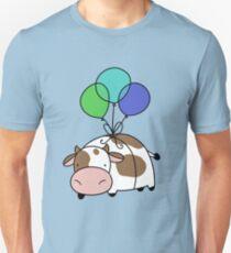 Balloon Cow Slim Fit T-Shirt
