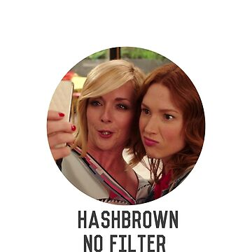 Hashbrown No Filter  by lawenbwown