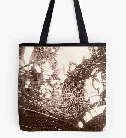 two spiders ... Tote Bag